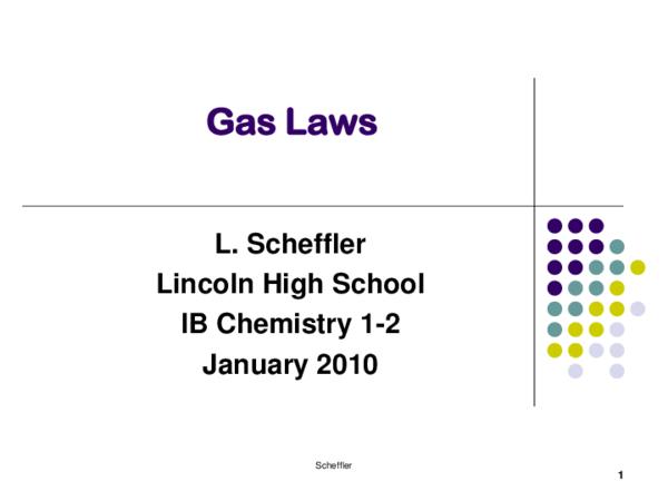 PDF) Gas Laws PPT | Phawat Rawiwannakon - Academia edu