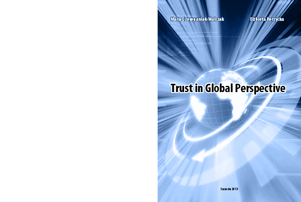 PDF) MEDIA AND TRUST THEORETICAL, RESEARCH AND PRACTICAL