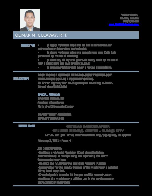 DOC) Culaway CV UPDATED | jeraldine santos - Academia edu