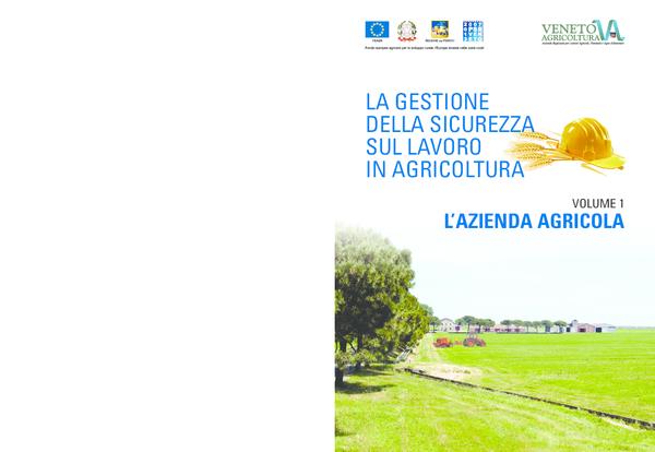 PDF) La gestione della sicurezza sul lavoro in agricoltura