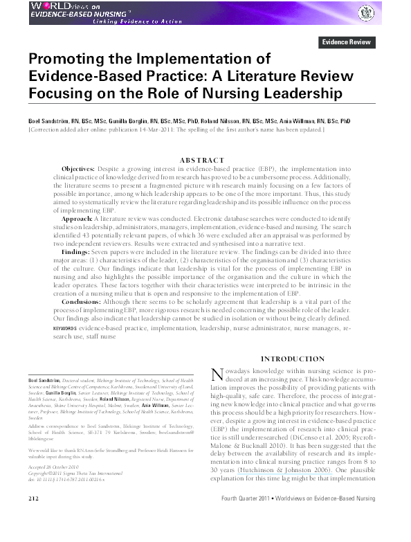 role of computer application in literature review