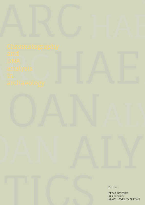 Pdf Archaeoanalytics Chromatography And Dna Analysis In