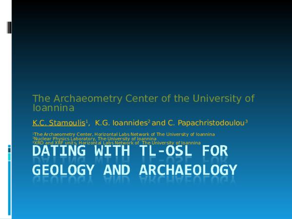OSL dating PPT dating åpent