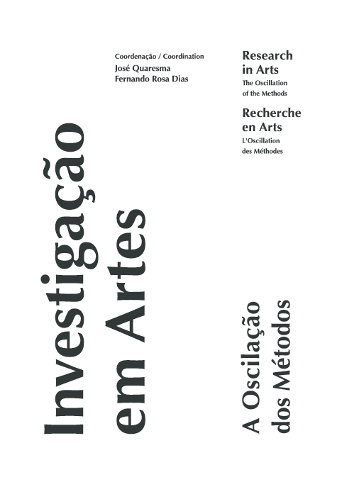 c57d9610730 Research in Arts. The Oscillation of the Methods