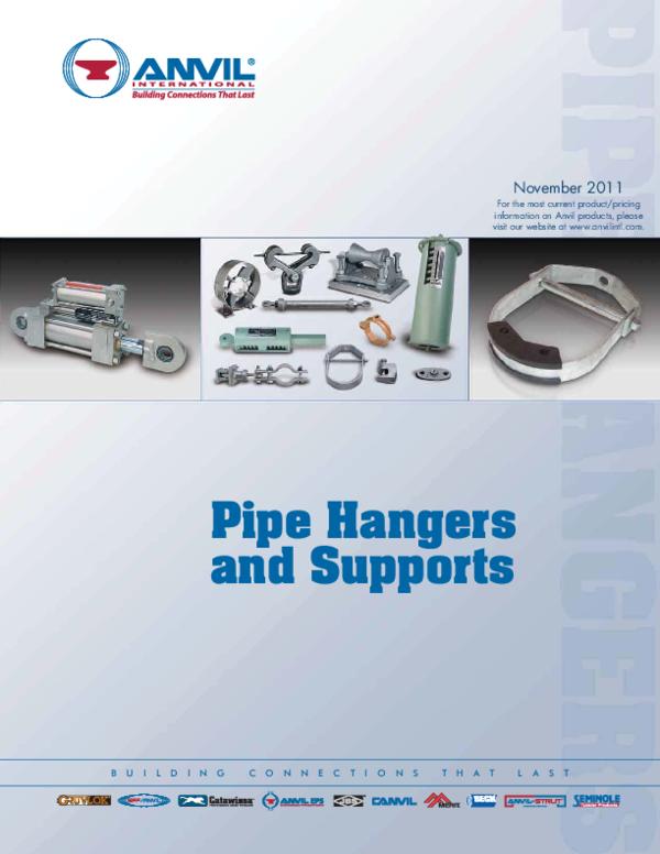 Anvil Pipe_Hanger_Catalogue | Mark Maurice - Academia.edu