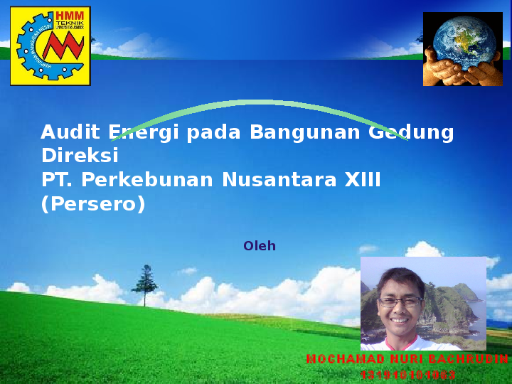Ppt Ppt Audit Energi Bangunan Nuri Bachrudin Academia Edu