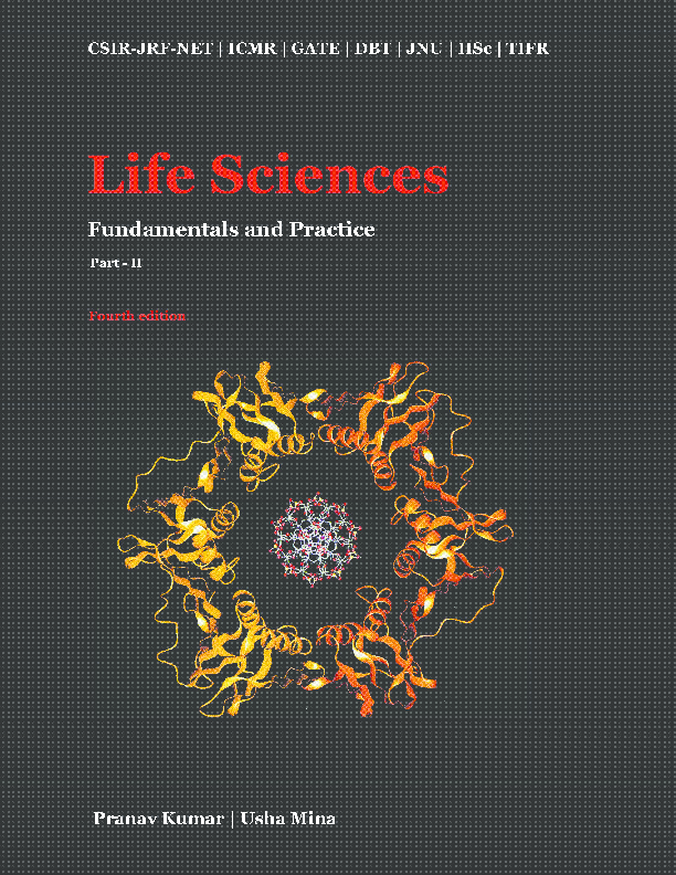 PDF) Life Sciences Fundamentals and Practice Part – II