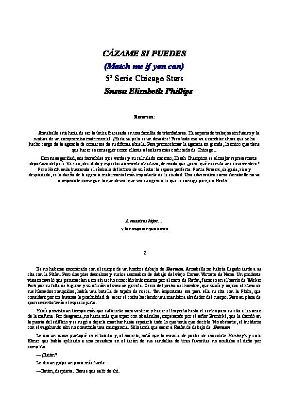 8034ae4baa PDF) CÁZAME SI PUEDES | Naye Cupul - Academia.edu
