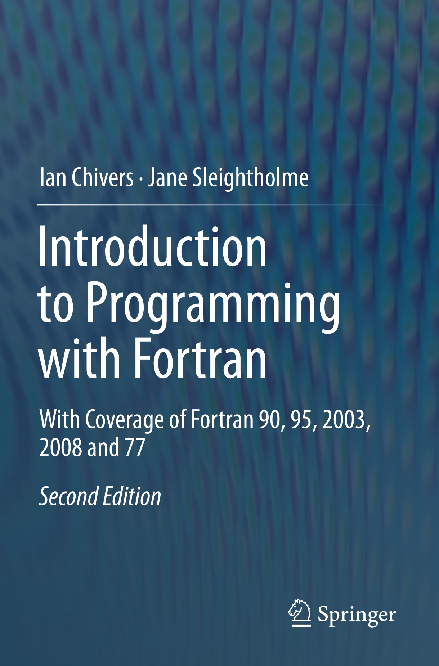 PDF) Introduction to Programing with Fortran1 | Son Truong