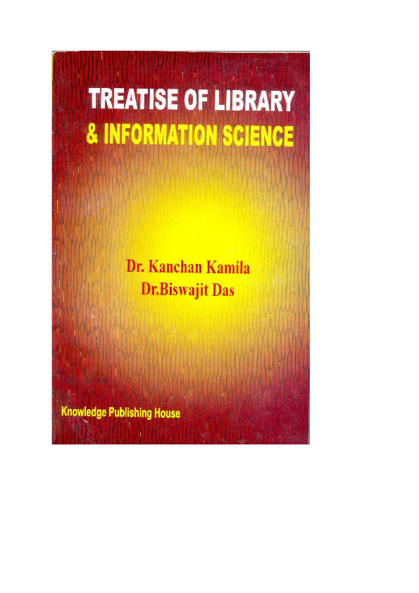 PDF) Modern Library & Information Science Series 3 (Broad