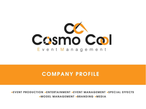 PDF) A clear profile about an event management company