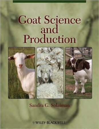PDF) Goat Science and Production | Vet Dr  Hussein Abdillahi