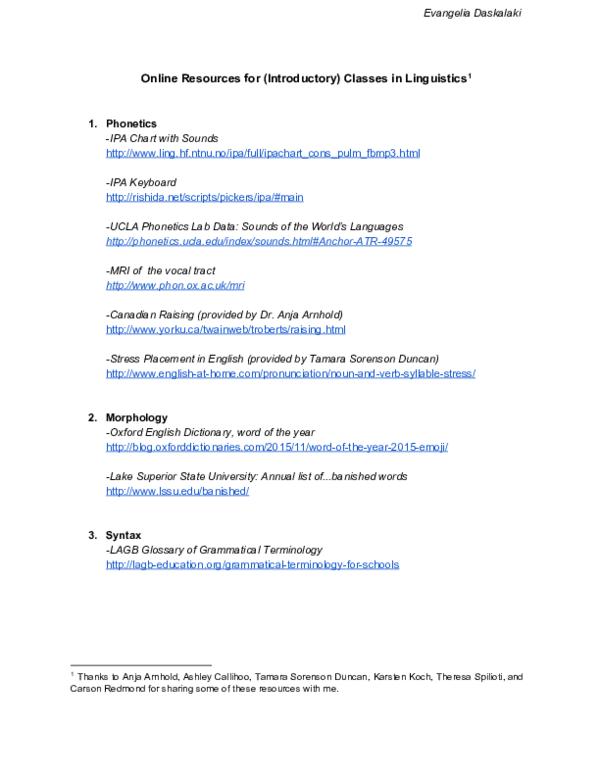 PDF) Online Resources | Evangelia Daskalaki - Academia edu