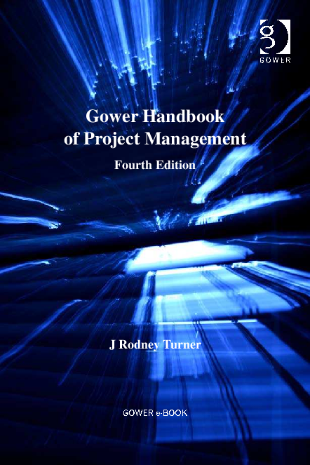 project management pinto 4th edition pdf