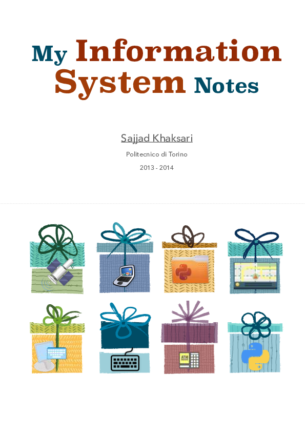 PDF) My Information System Notes | Sajjad Khaksari - Academia edu