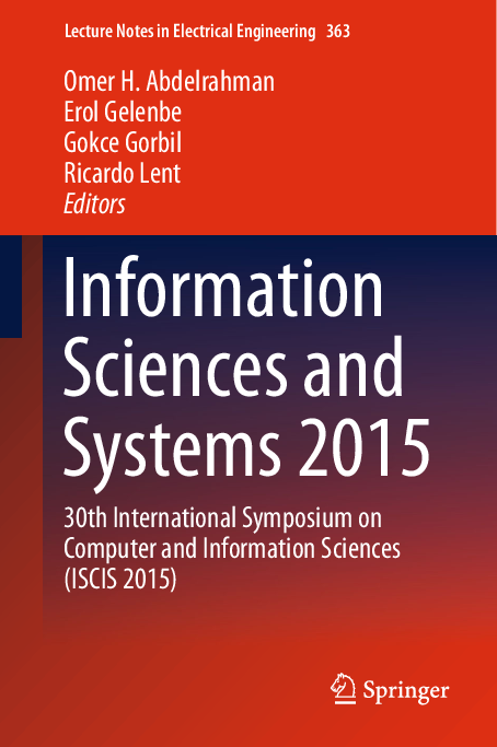 PDF) Information Sciences and Systems 2015 30th