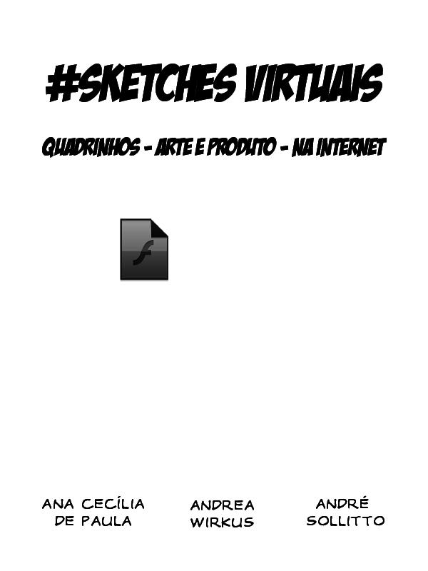 7b12ae2d6 PDF)  Sketches Virtuais  quadrinhos - arte e produto - na internet ...