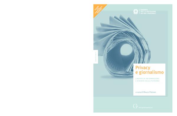 Telecamera Nascosta Espone Medico : Privacy e giornalismo marcos fuego academia.edu