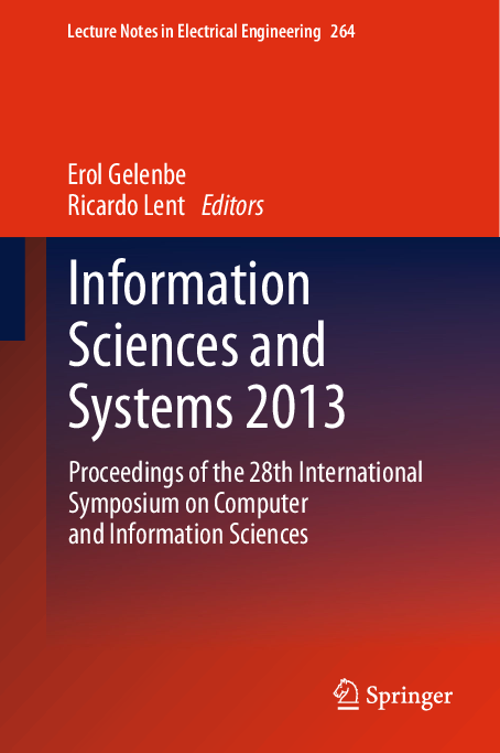 PDF) Information Sciences and Systems 2013 Proceedings of