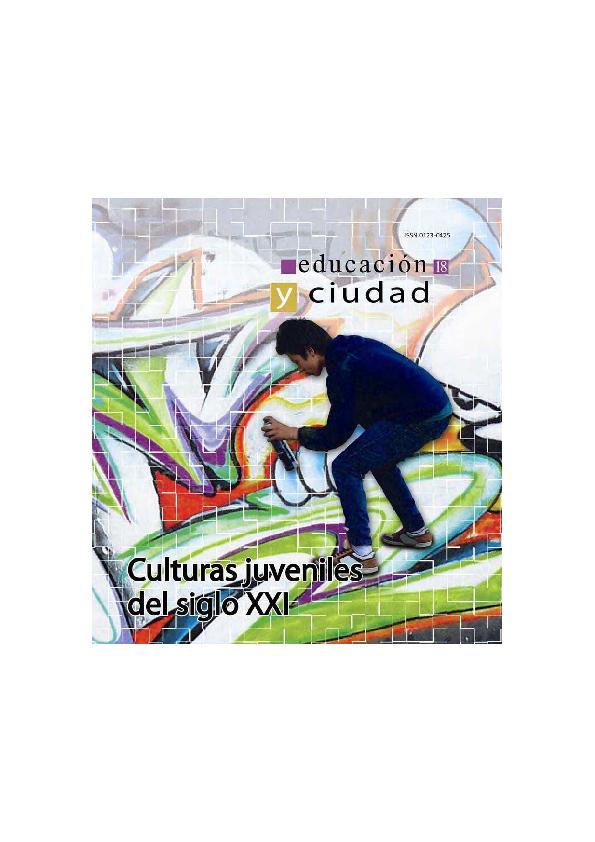 outlet store 49c0e 3765c PDF) Culturas juveniles del siglo XXI   Jairo Ivan Rojas Eslava ...