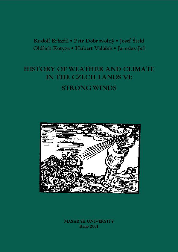32c9dcb00 PDF) Brázdil, R. - Dobrovolný, P. - Štekl, J. - Kotyza, O. - Valášek ...