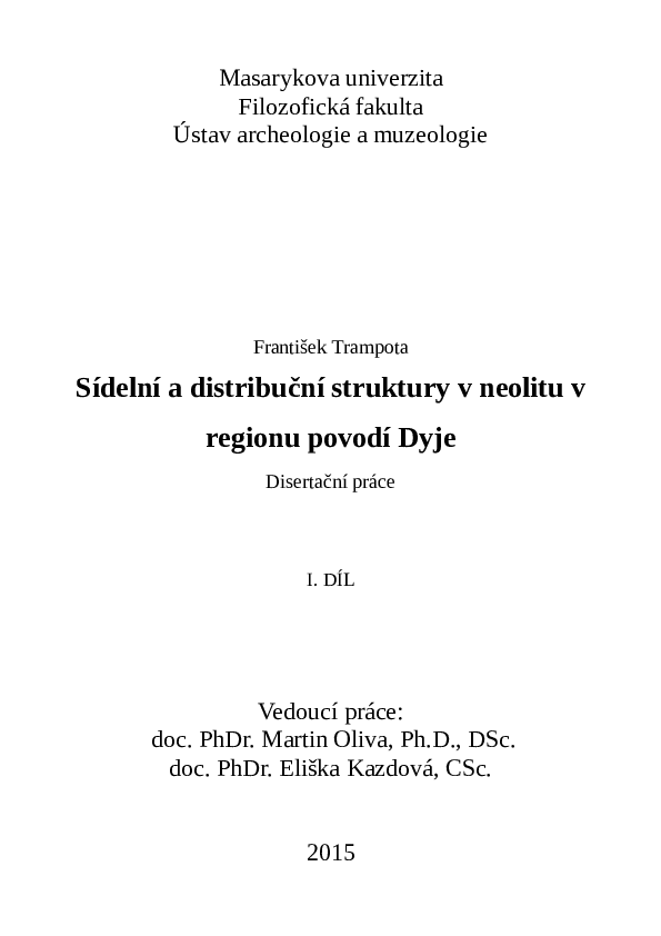 metoda luminiscence datování