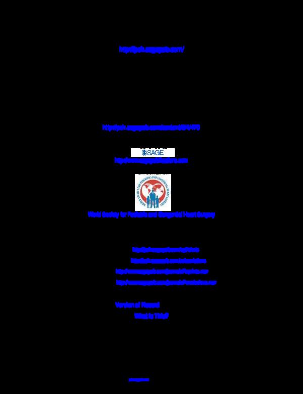 PDF) Bleeding and thrombotic emergencies in pediatric
