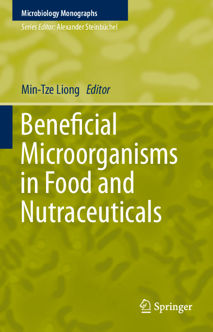 PDF) Food Colorant from Microorganisms | Elin Julianti and
