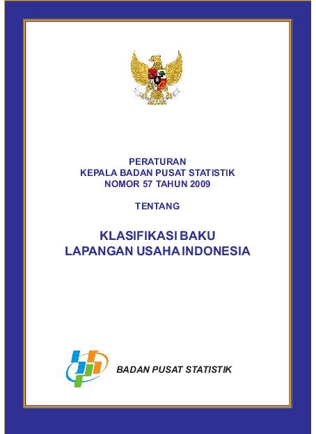 PDF) Kbli 2009  f6e882f29f
