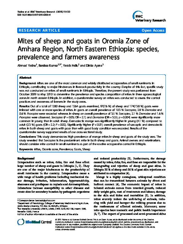 Oromia Zone