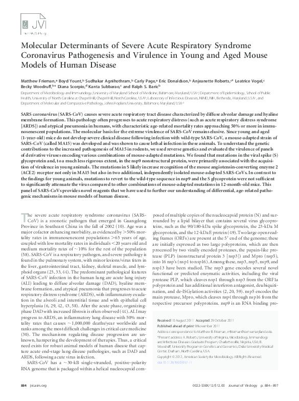 (PDF) Mouse models of human disease. Part II: Recent