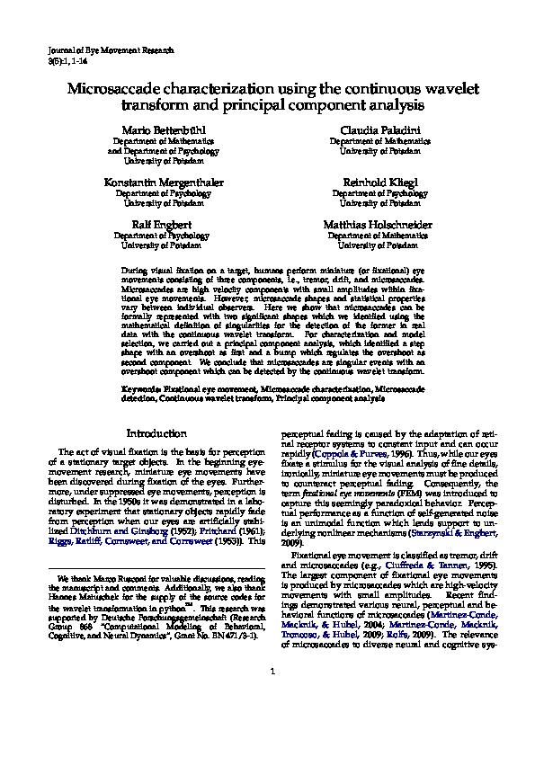 PDF) Bayesian Selection of Markov Models for Symbol