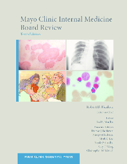 PDF) Mayo Clinic Internal Medicine Board Review 10th | Blue