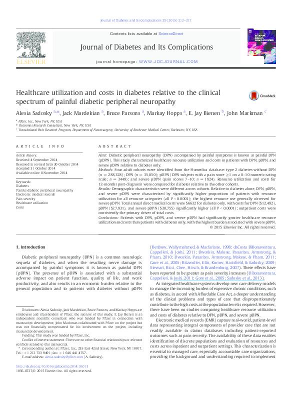pdpn diabetes association