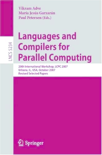 PDF) Languages and Compilers for Parallel Computing | Paul
