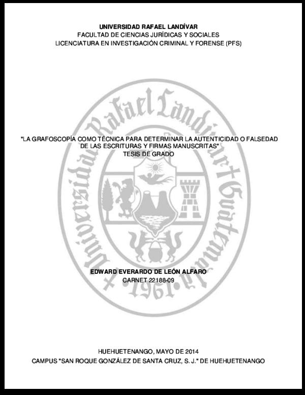 libro grafoscopia autenticidad o falsedad de manuscritos y firmas pdf