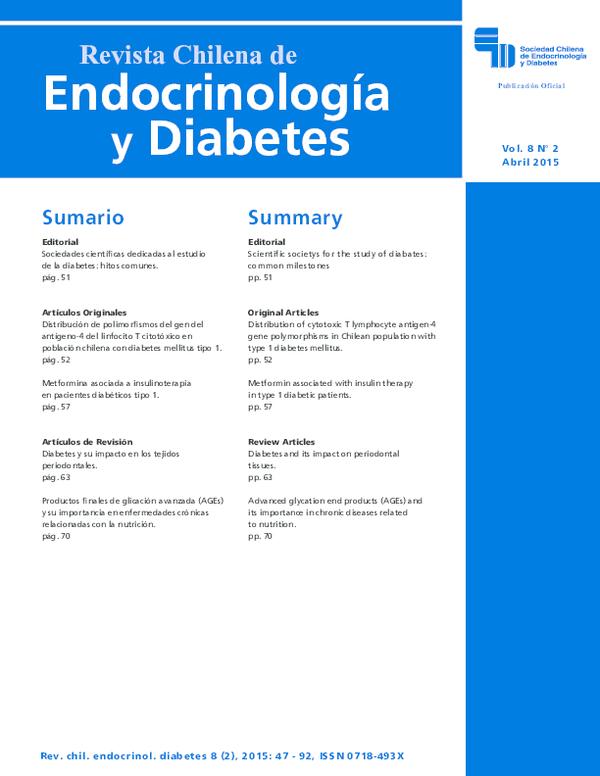 diabetes care journal artículos revisados por pares