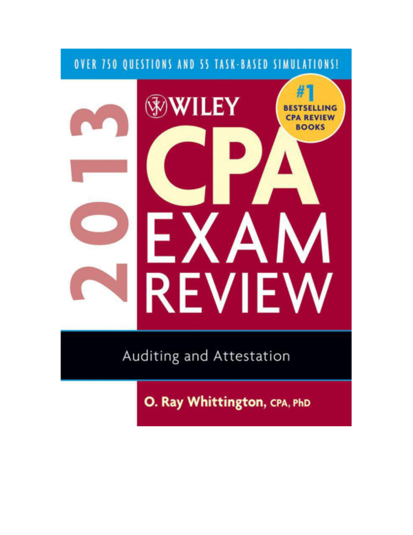 PDF) Wiley-cpa-exam-review-2013-auditing-and-whittington-o-1