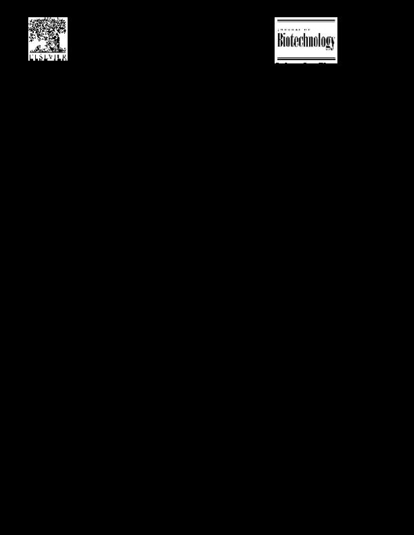 PDF) Enzymatic hydrolysis of (chloromethyldimethylsilyl)-2