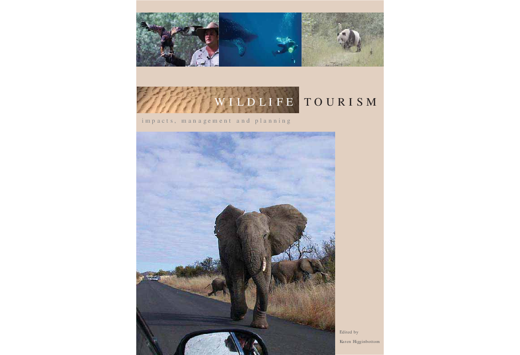 Pdf The Host Community And Wildlife Tourism In Wildlife Tourism Impacts Management And Planning Georgette Leah Burns Academia Edu