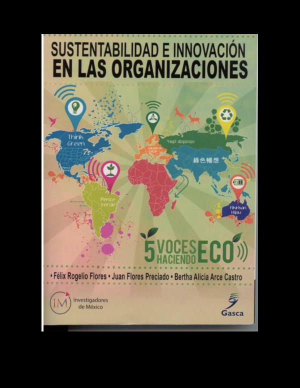 d39dbc386d42 PDF) SUSTENTABILIDAD E INNOVACIÓN EN LAS ORGANIZACIONES