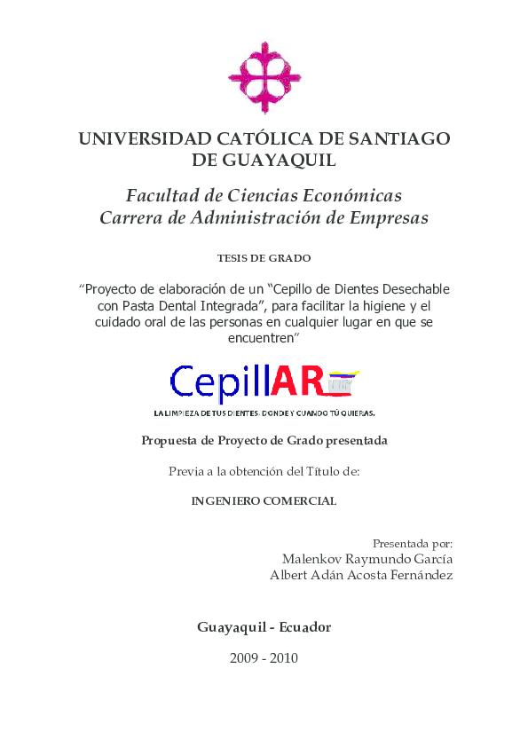 UNIVERSIDAD CATÓLICA DE SANTIAGO DE GUAYAQUIL  60450cb788d3