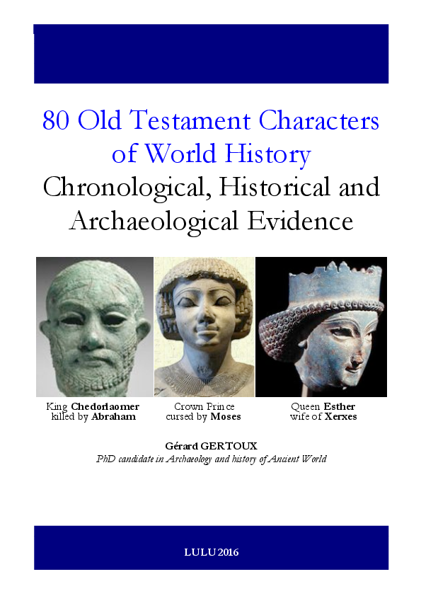 PDF) 80 Old Testament Characters of World History