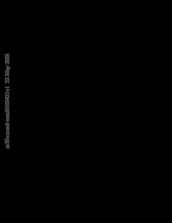 PDF) Topological interpretation of subharmonic mode locking