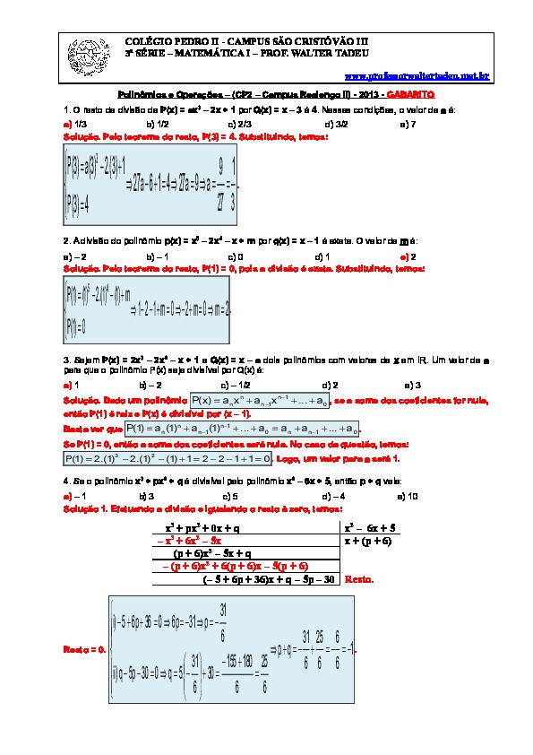 Division de polinomios entre polinomios online dating