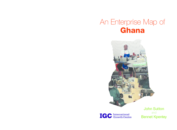 PDF) An Enterprise Map of Ghana | Walter Kpentey - Academia edu