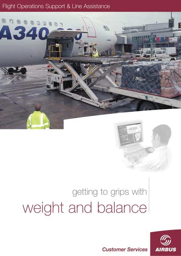 PDF) Weight and Balance | Ernesto Antonio Grande Santos - Academia edu