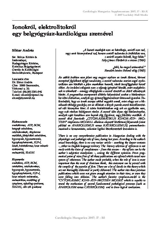 harmadik termelő fehérje, mint fogyó struktúrák
