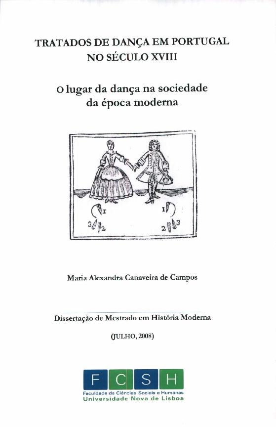 73a77bc866 PDF) TRATADOS DE DANÇA EM PORTUGAL NO SÉCULO XVIII O lugar da dança ...