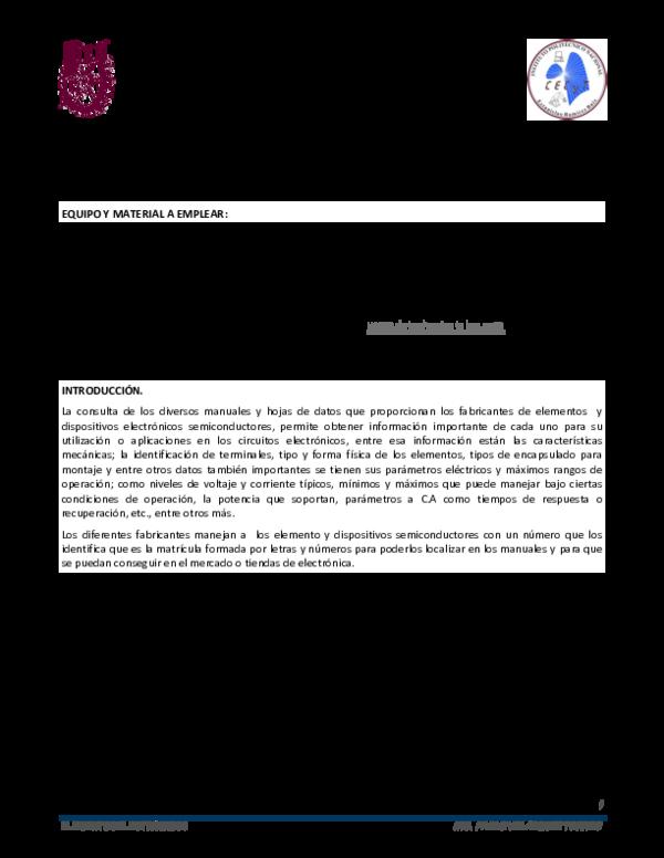 manual de reemplazo electronica nte pdf